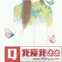 彩铅手绘QQ情侣头像