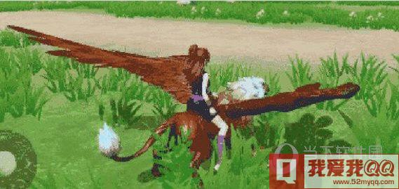 创造与魔法捕获狮鹫