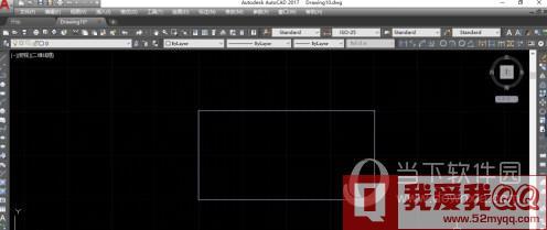 AutoCAD2017怎么填充图案